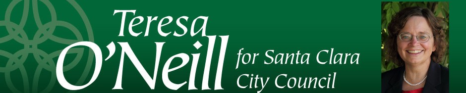 Re-elect Teresa O'Neill to Santa  Clara City Council District 4 2020 – FPPC ID 1427848